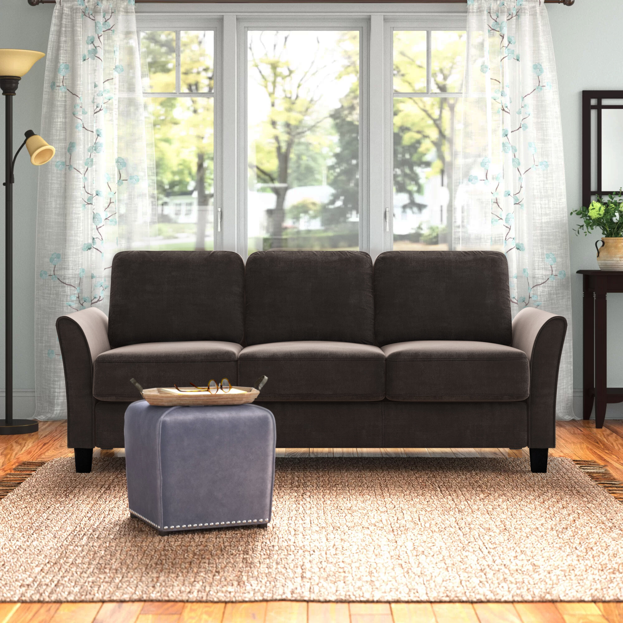 Picture of: Extended Cyber Monday Sale On Small Sofas Loveseats Wayfair