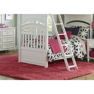 Hannah Twin Over Twin Bunk Bed Bottom by Viv + Rae Best