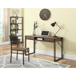Bader 2 Piece Desk Office Suite by Williston Forge Cool