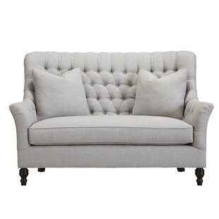 Inexpensive Donita Settee by Canora Grey Reviews (2019) & Buyer's Guide