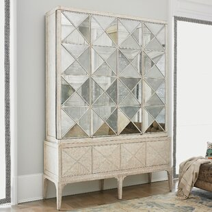 Compare Escher 6 Door Accent Cabinet By Ambella Home Collection
