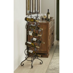 IMAX 12 Bottle Floor Wine Rack