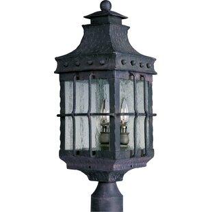 Loon Peak Roden Outdoor 3-Light Lantern Head