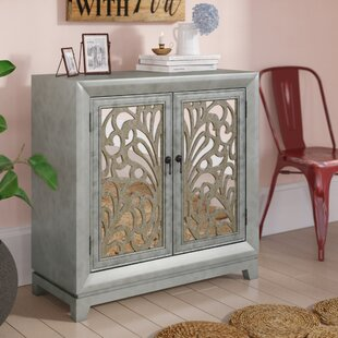 Read Reviews Kennell 2 Door Accent Cabinet By One Allium Way