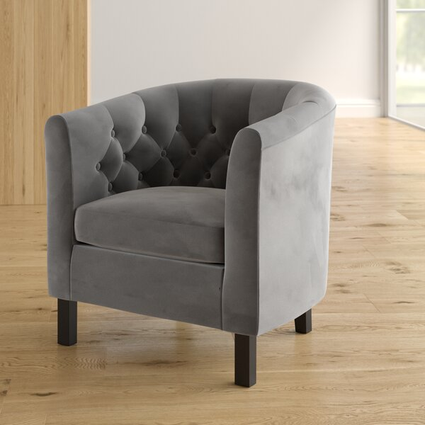 Outstanding Curved Accent Chair Wayfair Download Free Architecture Designs Intelgarnamadebymaigaardcom