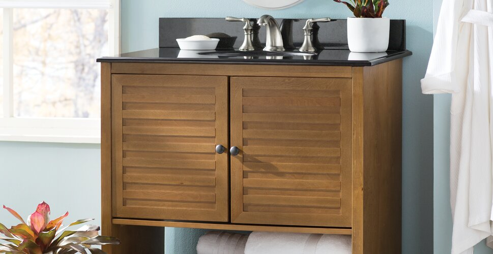 Bathroom Vanity Quick Ship bathroom vanities sale you'll love | wayfair