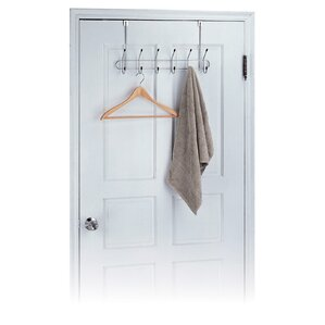 Overdoor Organizing Hooks (Set Of 2)