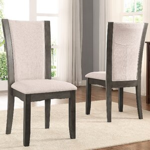 Kangas Upholstered Dining Chair (Set of 2) by Brayden Studio
