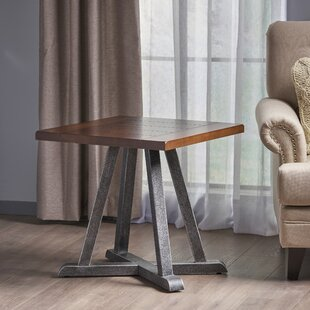 Waring Wood End Table