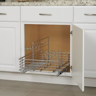Glidez Pull Out Drawer by Rebrilliant