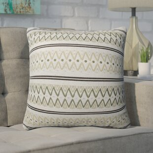 Nyman Zig Zag Throw Pillow