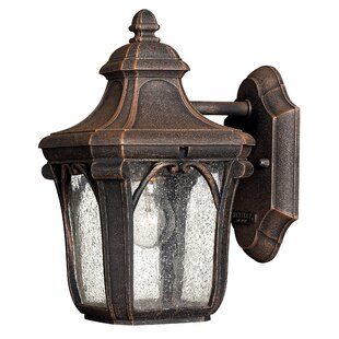 Savings Cloee LED Outdoor Wall Lantern By Fleur De Lis Living