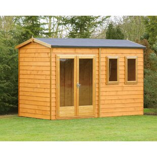 Sewell 12 X 7 Ft. Summer House By Sol 72 Outdoor