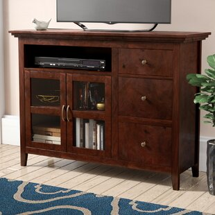 Best Reviews Hallstead TV Stand for TVs up to 48 by Red Barrel Studio Reviews (2019) & Buyer's Guide