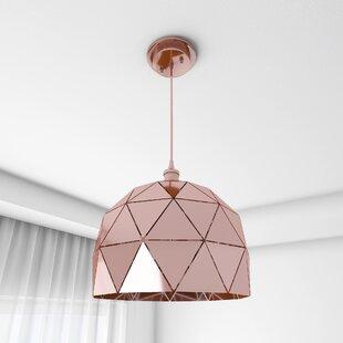 Mercer41 Nara 1-Light Dome Pendant