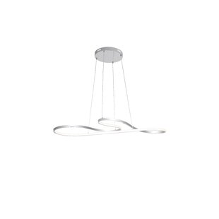 Orren Ellis Bridgers 1-Light LED Novelty Pendant
