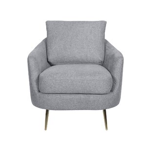 Hot Price Arverne Wingback Chair By Corrigan Studio