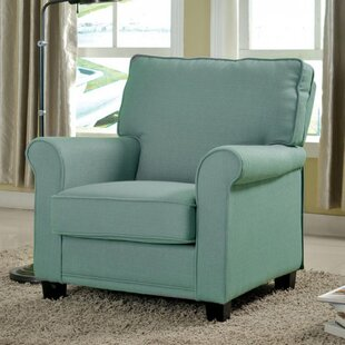 Russell Arm Chair by Rosecliff Heights