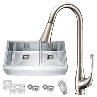 ANZZI Elysian Stainless Steel 33