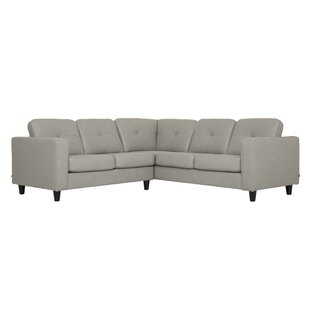 Solo Genuine Leather Corner Sectional by EQ3