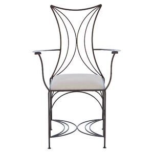 French Curve Armchair by Global Views