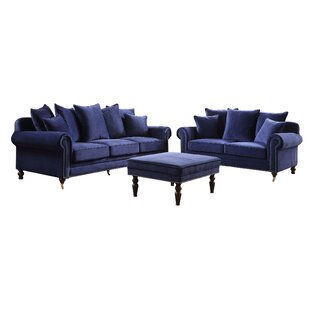 Hampton 2 Piece Sofa Set By Rosalind Wheeler
