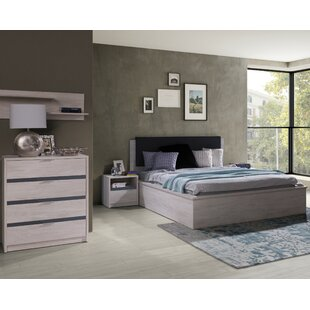Olcay 4 Piece Bedroom Set By Ebern Designs