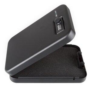 Portable Gun Safe Box Combination Lock by Stalwart