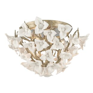 Corbett Lighting Lily 4-Light Ceiling Flush Mount