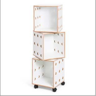 Perf Cube Unit Bookcase