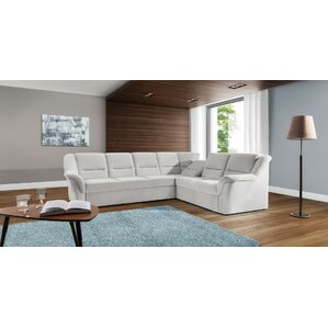 Apgar Microfiber Sectional by Brayden Studio