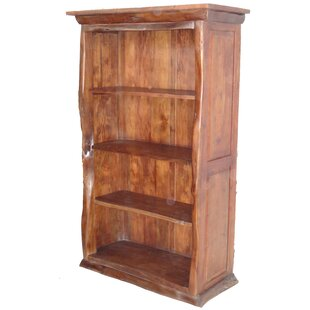 Merrimac Wooden Standard Bookcase By Millwood Pines