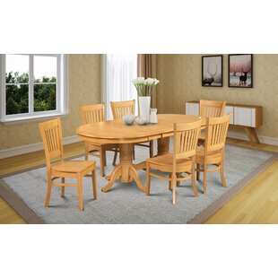 Breakwater Bay Crigler 7 Piece Dining Set