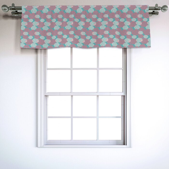 Rustic Home 54 Window Valance