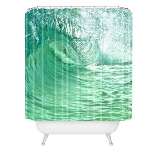 Comeau Within the Eye Single Shower Curtain