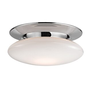 Simon 1-Light Semi-Flush Mount..