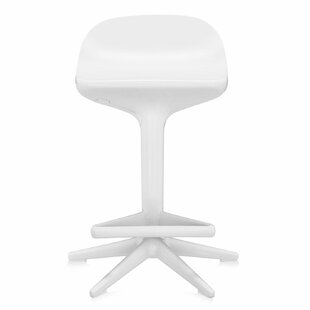 Spoon Stool- Adjustable Height & Swivel