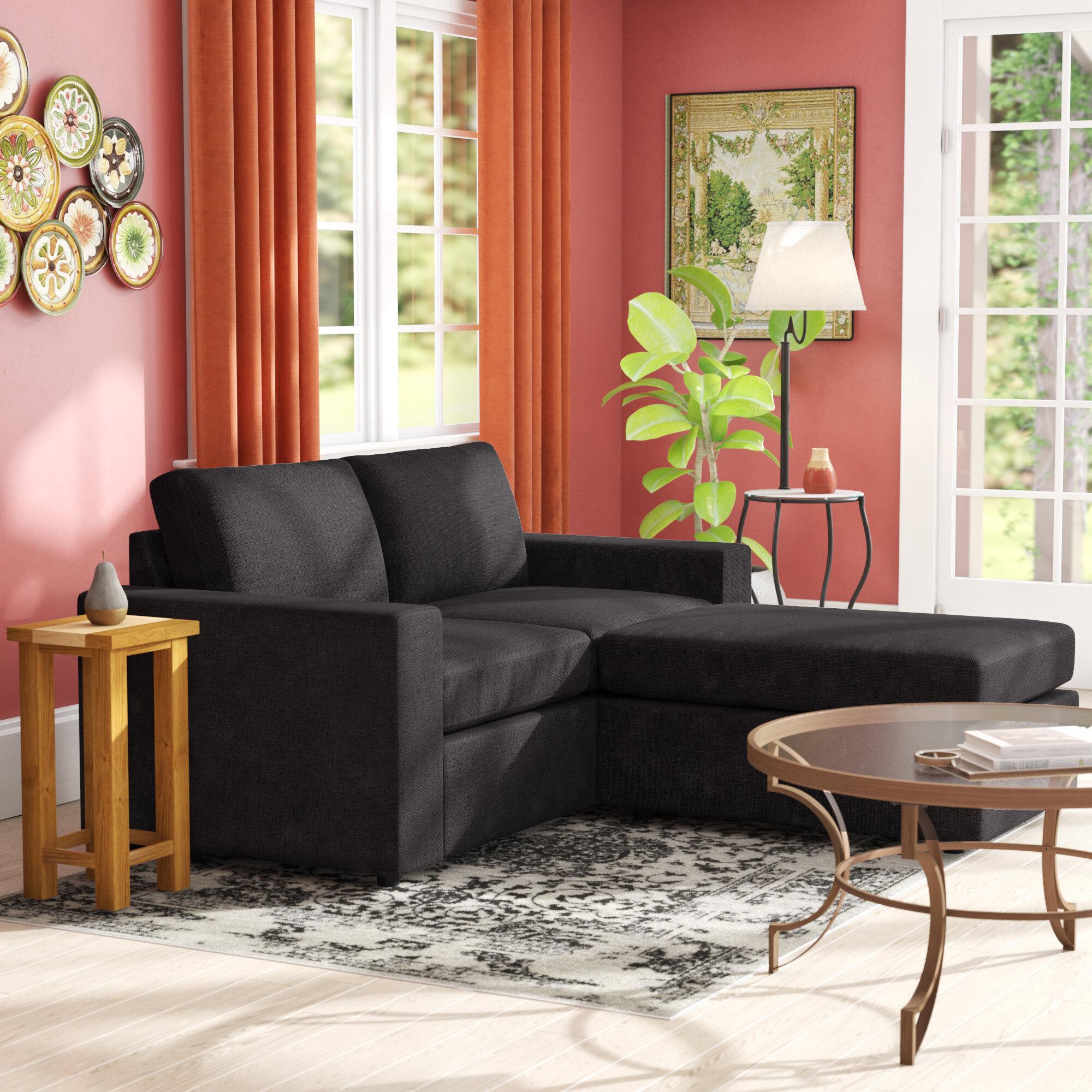 Enjoyable Gosnell Mini Modular Sectional Creativecarmelina Interior Chair Design Creativecarmelinacom