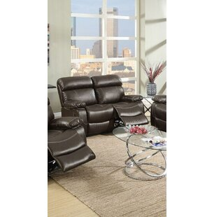 Cater Motion Reclining Loveseat by Winston Porter