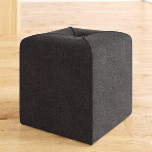 Cassella Tufted Cube Ottoman