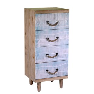 Stoddard 4 Drawers Chest By August Grove