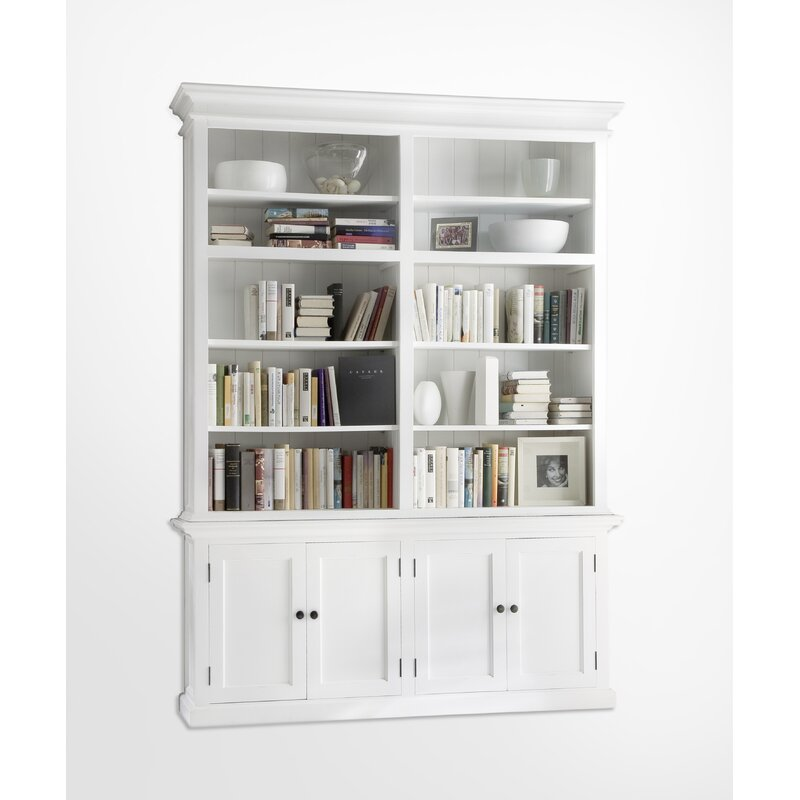 Amityville Library Bookcase Amp Reviews Birch Lane