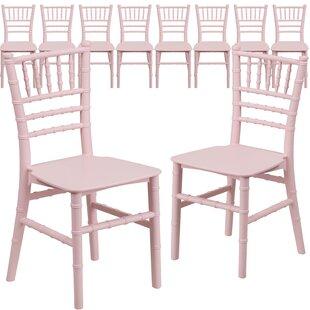 Kids Chiavari Chair (Set of 10) by Flash Furniture