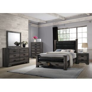 Mistana Katarina Storage Panel Configurable Bedroom Set