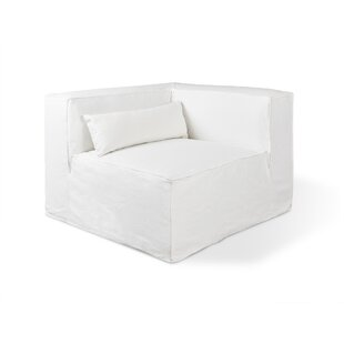 Mix Modular Box Cushion Sofa Slipcover by Gus* Modern