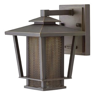 17 Stories Sullivan 1-Light Outdoor Wall Lantern