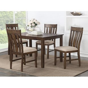 Bon Daysi 5 Piece Breakfast Nook Dining Set
