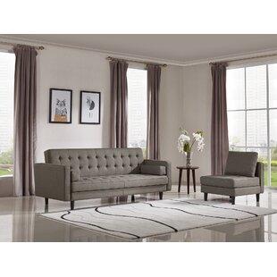Gilreath Sleeper 2 Piece Living Room Set By Ivy Bronx
