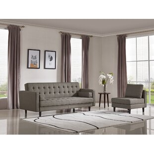 Shop For Gilreath Sleeper 2 Piece Living Room Set by Ivy Bronx Reviews (2019) & Buyer's Guide