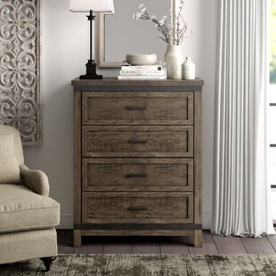 Sallie 4 Drawer Chest